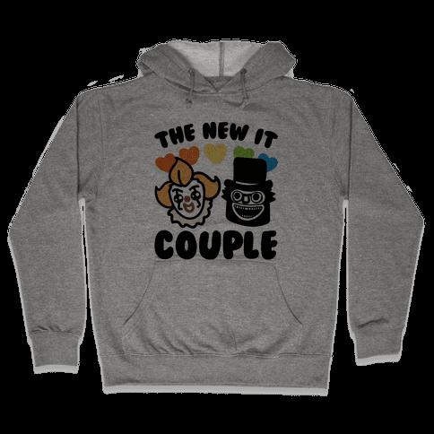 The New It Couple Parody Hooded Sweatshirt