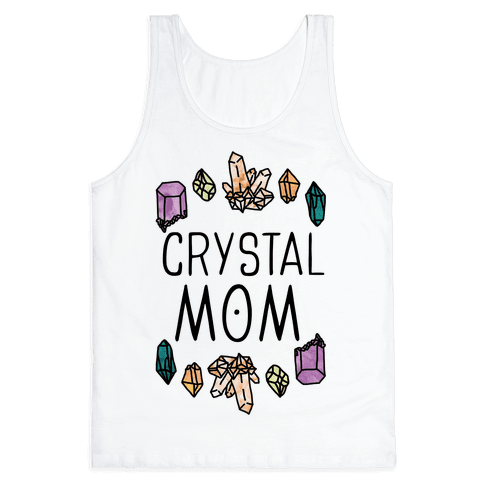 Crystal Mom Tank Top