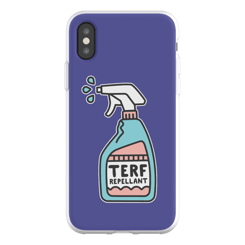 TERF Repellent Phone Flexi-Case
