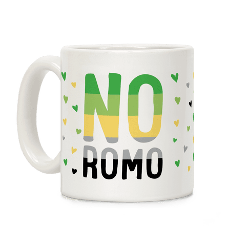 No Romo  Coffee Mug