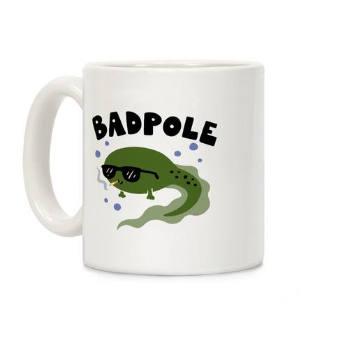 Badpole Tadpole Coffee Mug