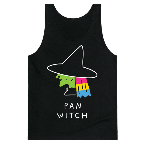 Pan Witch Tank Top