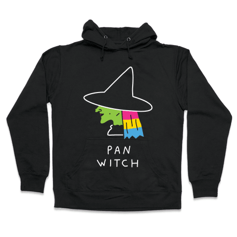 Pan Witch Hooded Sweatshirt