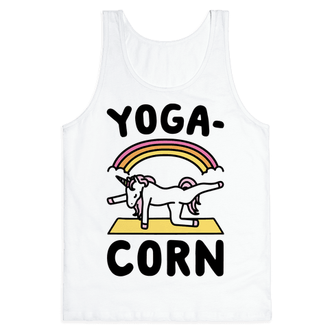 Yoga-Corn  Tank Top