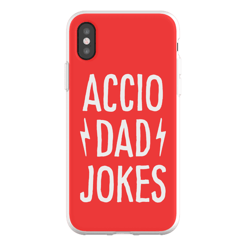 Accio Dad Jokes Phone Flexi-Case