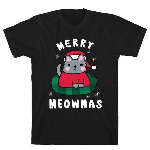Merry Meowmas T-Shirt