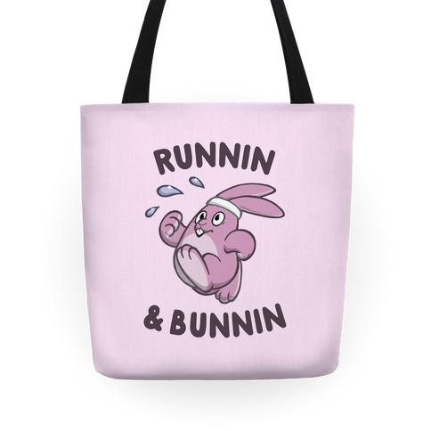 Runnin' And Bunnin' Tote