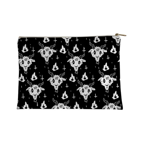 Spicy Heck Boy Satan Pattern Accessory Bag