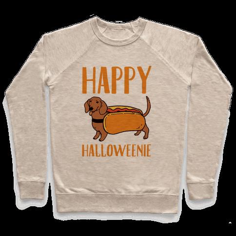 Happy Halloweenie Pullover