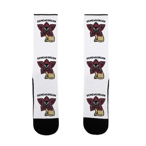 Demewgorgon Parody Sock