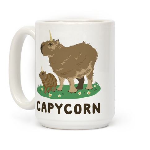 Capycorn Coffee Mug