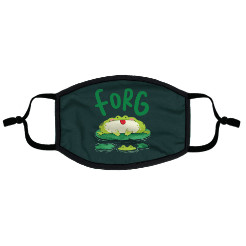 Forg Flat Face Mask