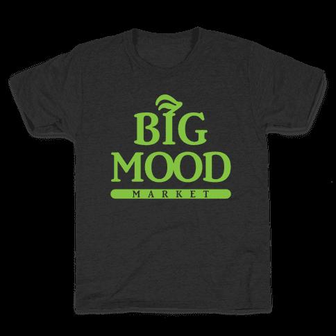 Big Mood Market Kids T-Shirt