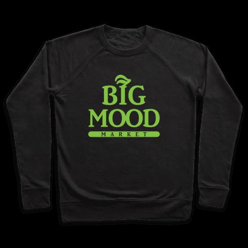 Big Mood Market Pullover