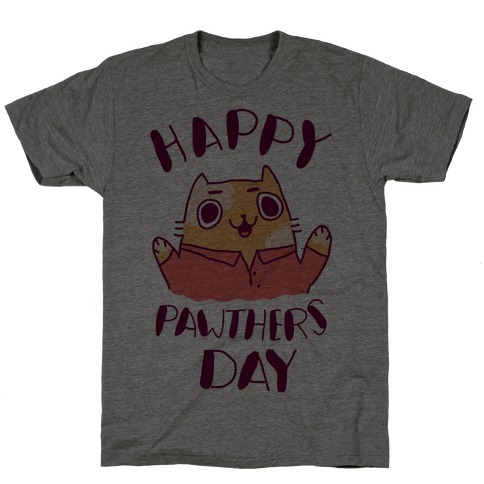 Happy Pawther's Day T-Shirt