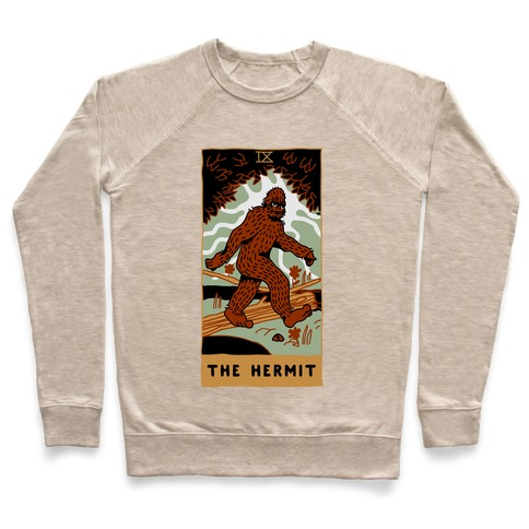 The Hermit (Bigfoot) Pullover