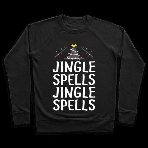 Jingle Spells Christmas Pullover