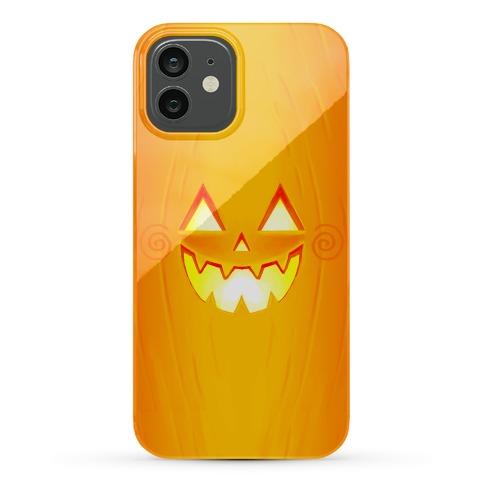 Jack-o-lantern Phone Case