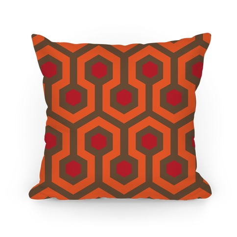 The Shining Pattern Pillow