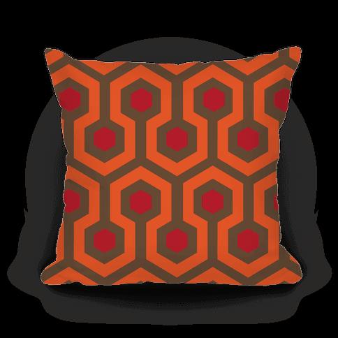 The Shining Pattern Pillow