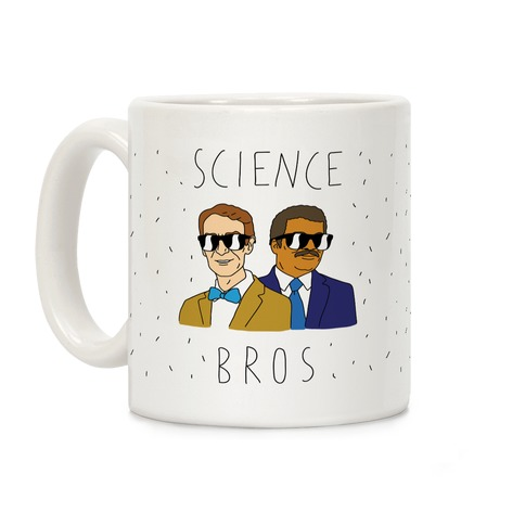 Science Bros Coffee Mug