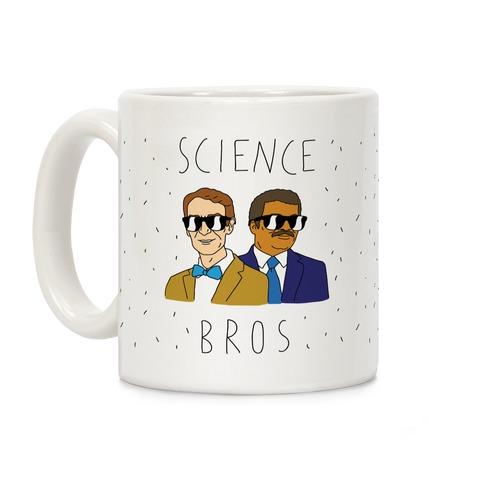 Science Bros Coffee Mug