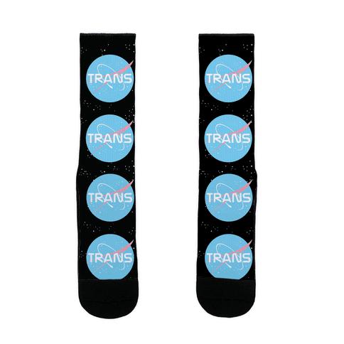 Trans Nasa Sock
