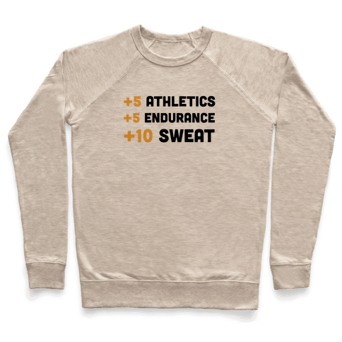 +10 Sweat Pullover