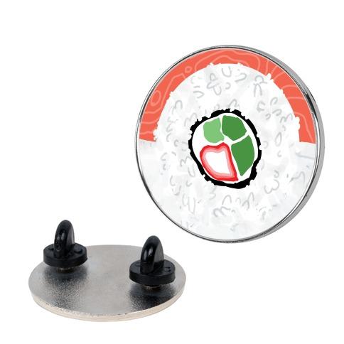 Sushi: Tiger Roll Pin