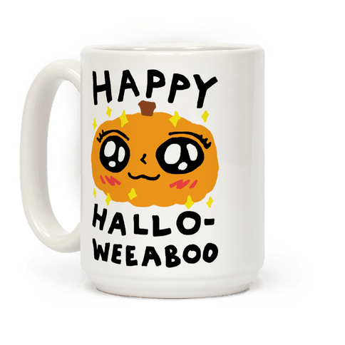 Happy Hallo-Weeaboo Coffee Mug