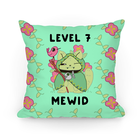 Level 7 Mewid Pillow