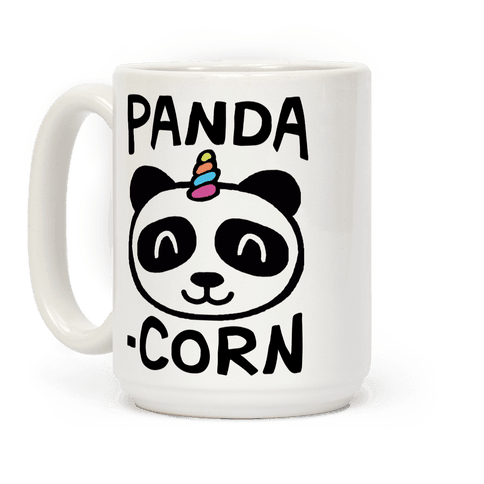 Panda-Corn Coffee Mug