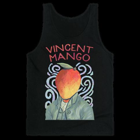 Vincent Mango Tank Top