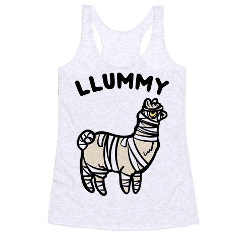 Llummy  Racerback Tank Top