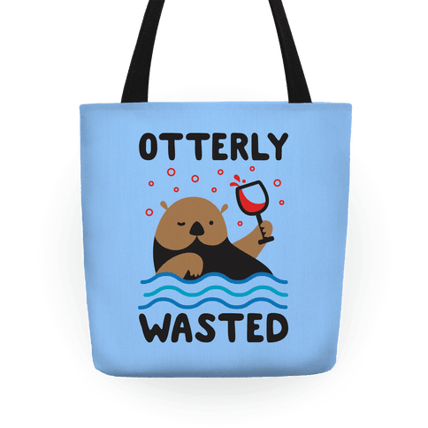 Otterly Wasted Tote