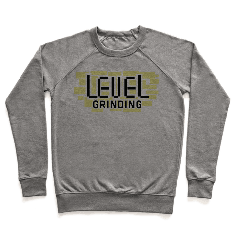 Level Grinding Pullover