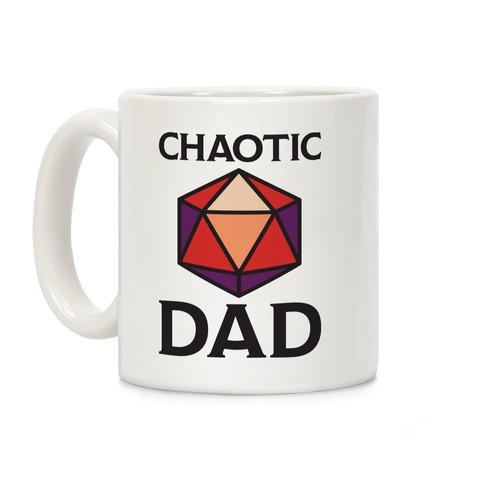 Chaotic Dad Coffee Mug