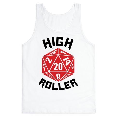 High Roller Tank Top