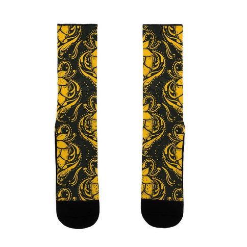 Golden Hops Sock