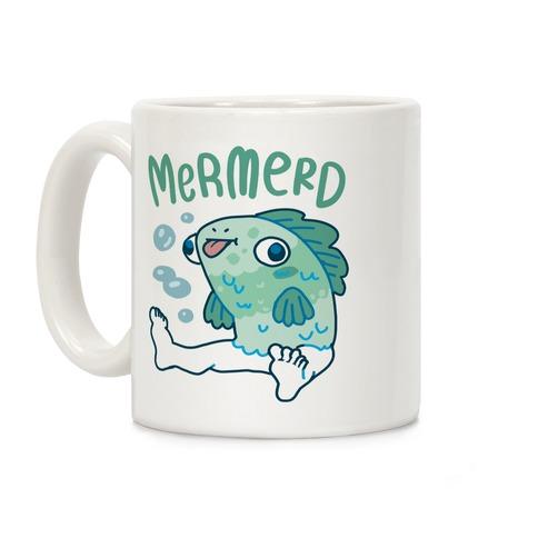 Mermerd Coffee Mug
