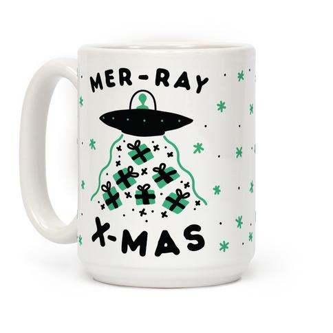 Mer-RAY X-mas Coffee Mug