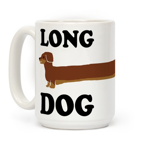 Long Dog Dachshund Coffee Mug