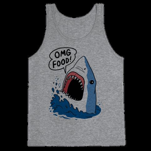 Omg Food Shark Tank Top