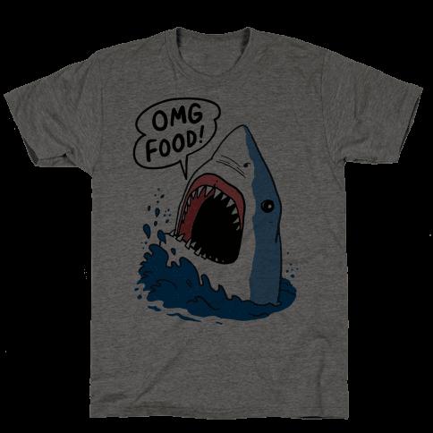 Omg Food Shark