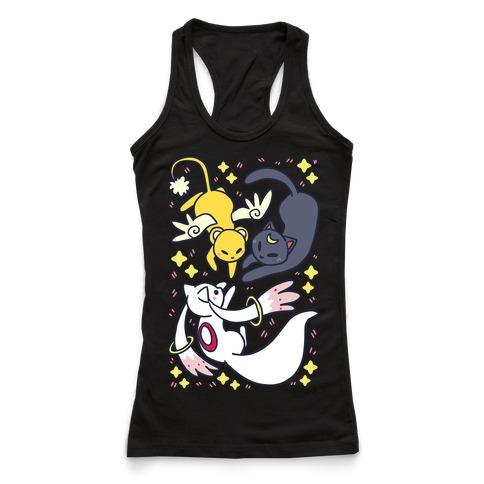 Magical Mascots - Luna, Kero and Kyubey