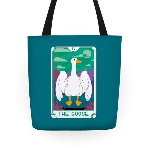 The Goose Tarot Tote