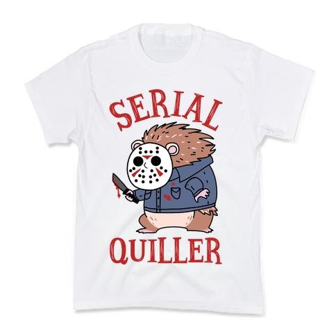 Serial Quiller Kids T-Shirt