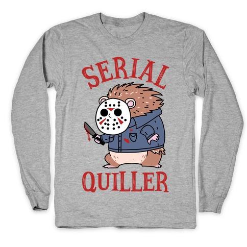 Serial Quiller Long Sleeve T-Shirt