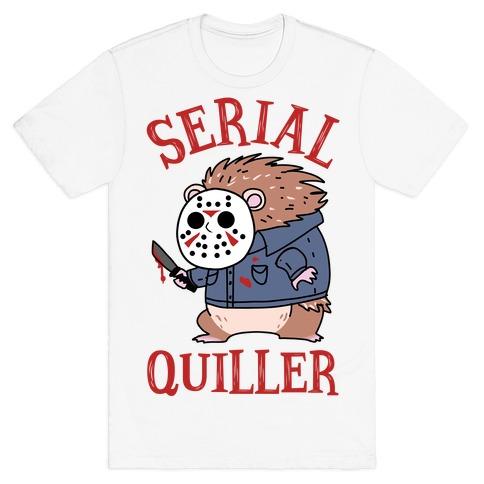 Serial Quiller T-Shirt