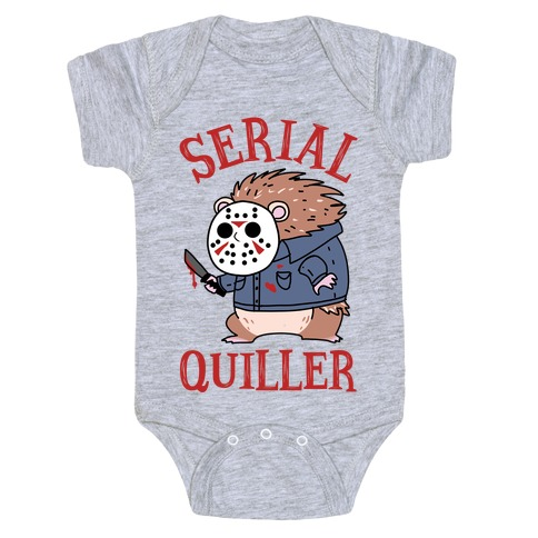Serial Quiller Baby One-Piece